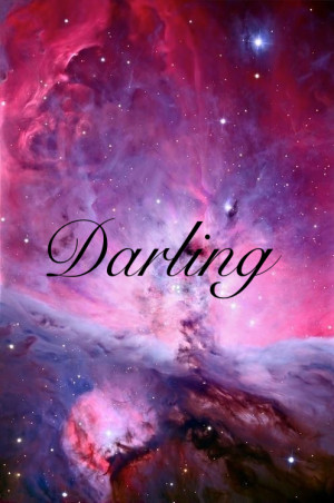 darling, fashion, galaxy, love, one direction, quotes, wallpapers