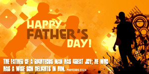 christian father s day s bible verses