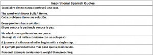 File Name : InspirationalSpanishQuotes Resolution : 1166 x 427 pixel ...