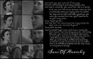 ... Quotes, Favorite Tara Jax, Charlie Hunnam Quotes, Sons Of Anarchy