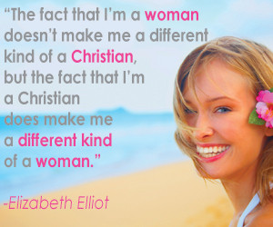 Christian Inspirational Quotes For Women