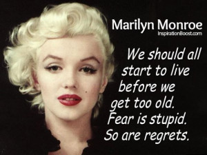 Famous marilyn monroe quotes