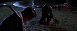 The Outsiders Johnny Stabs Bob