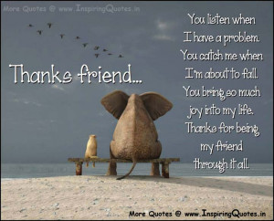 ... friends saturday sayings quotes and sayings about thank you to friends