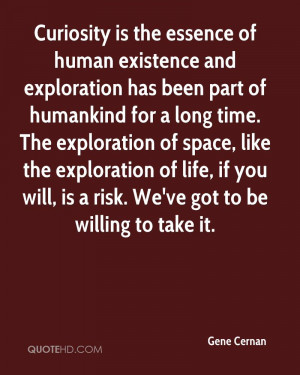 Gene Cernan Quotes