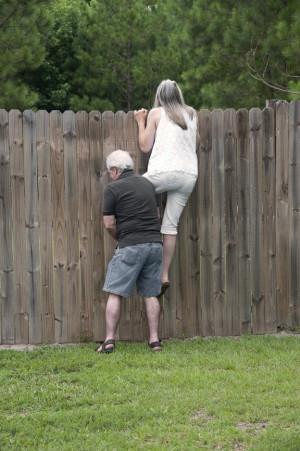 Nosey Neighbor