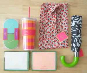 multicolor coasters // orange and pink tumbler // reusable tote ...