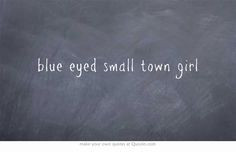 Blue Eye Quotes