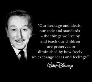 Graphic Quotes: Walt Disney