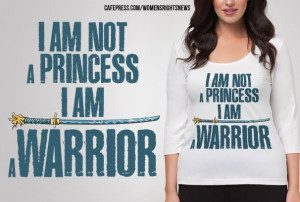 Not a princess #never wanted to be. :-)