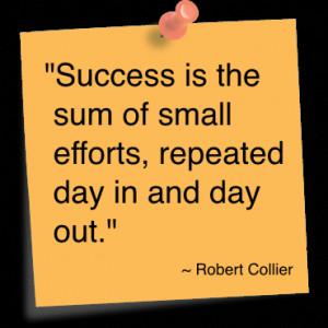 Effort quote #3