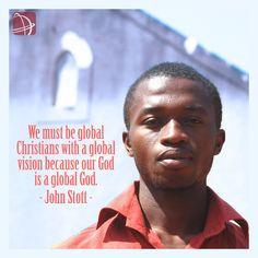Global God, global vision. #God #global #vision #missions # ...