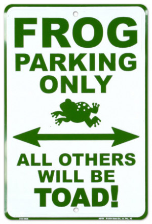 Frog Sayings To Make You
