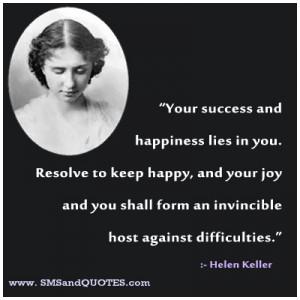 Helen Keller Credited Quoteko