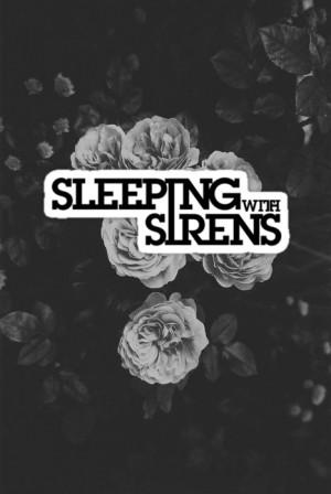 Sleeping With Sirens Logo Tumblr Sleeping with