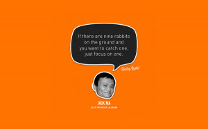 คติพจน์ของ Jack Ma (แจ็ค หม่า ...