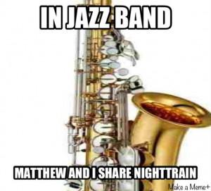 Jazz Band Nerd Quotes