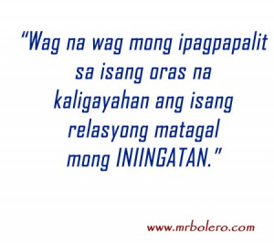 2123018975 Patama Quotes : Tagalog Inspirational Quotes