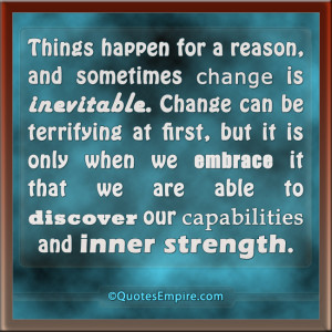 ... it that we are able to discover our capabilities and inner strength