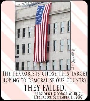 Our enemies have made the mistake that America's enemies always ...