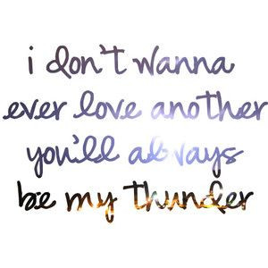 thunder quote - Google Search