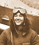 Anne Morrow Lindbergh, born Anne Spencer Morrow