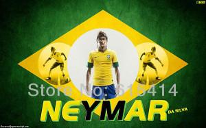 08 Neymar da Silva Santos Brazil soccer star 38