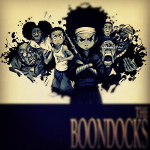 funny boondocks quotes