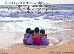 inspirational friendship quotes, friendship thoughts