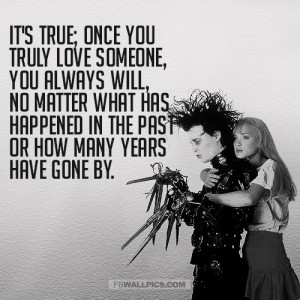 Once You Truly Love Someone Quote Picture