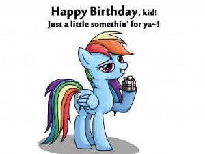 CorporalOfChaos Happy Birthday! My how time has flown ...