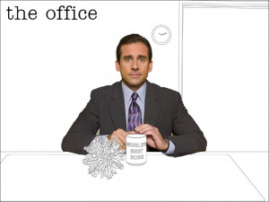 The Office wallpaper