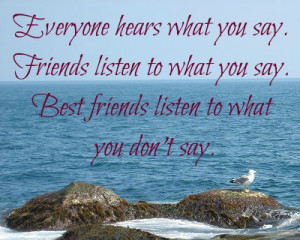 Happy Best Friend's Day 2014 Quotes, Messages, Sayings & Cards