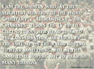 ... and sayings | Amen to this | Army sayings/quotes of love & waiting