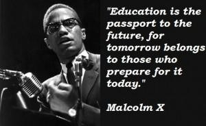 Malcolm x famous quotes 4