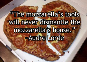 Combining my two favorite things in the world, Pizza Feminism serves ...
