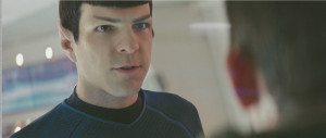 Zachary Quinto ZQ Spock 2009