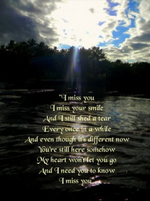 Quotes-Missing someone by Katzeye007