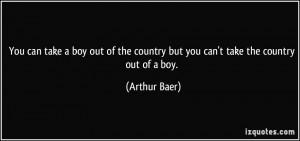 More Arthur Baer Quotes