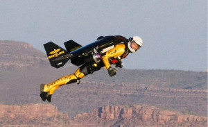 Yves Rossy Jetman News
