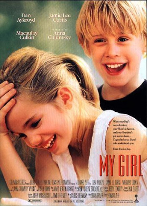 Like 'Ghost Busters', 'My Girl' ended with the second film.