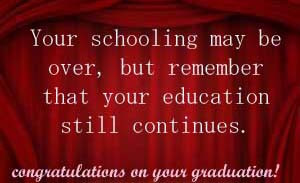 Here are some top graduation quotes for graduates.