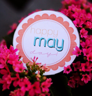 Happy May Day Flowers (5)