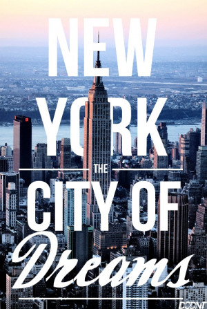 New York :: City of Dreams