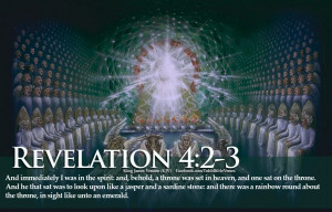 ... Of GOD On Throne In Heaven Bible Verse Revelation 4:2-3 HD Wallpaper