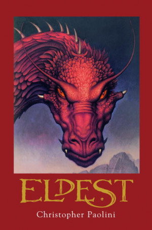 Eldest , book two of the Inheritance cycle