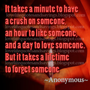 Quotes About Having A Crush On Someone