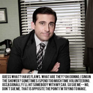tags the office steve carrell michael scott funny quotes quotes tv ...