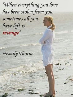 Revenge TV Show Quotes
