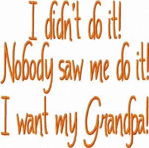 Grandparents Quotes | Grandparents Sayings Embroidery Machine Designs ...
